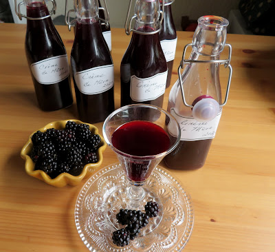 Blackberry Liqueur