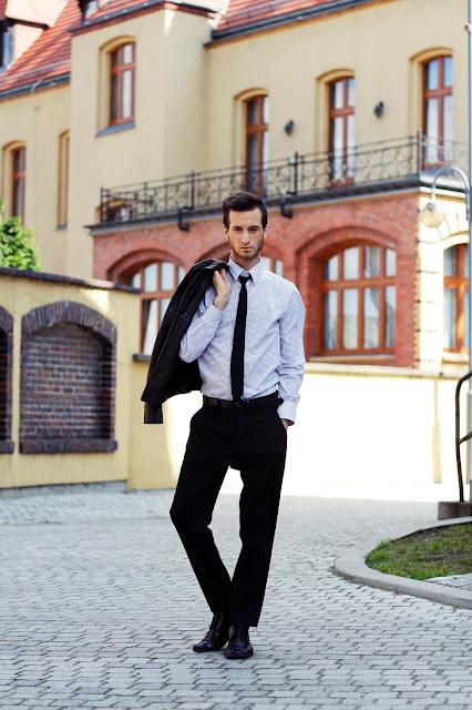 Outfit elegant men