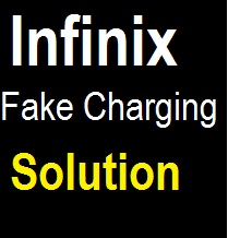 Infinix X551 Hot Note Android Fake Charging Solution