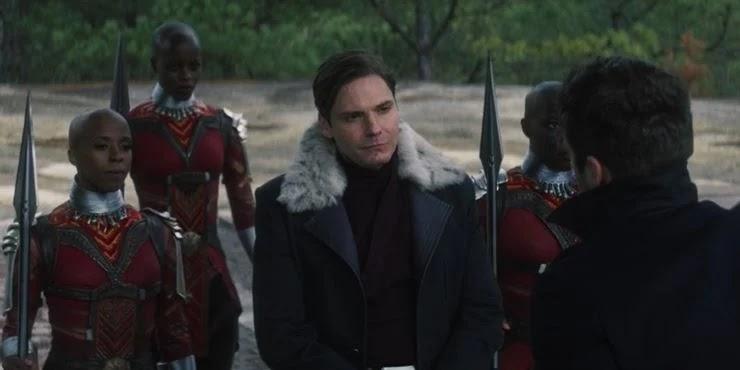 «Сокол и Зимний Солдат» (2021) - все отсылки и пасхалки в сериале Marvel. Спойлеры! - 66
