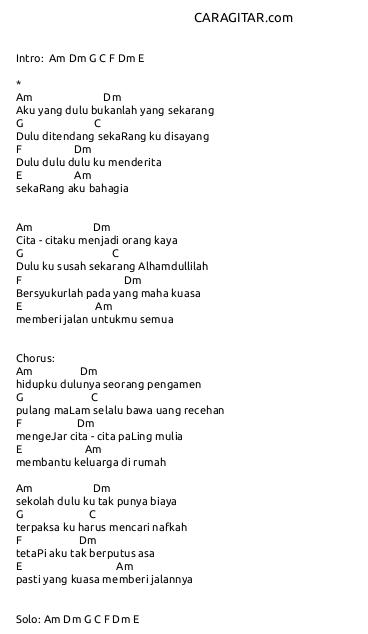 Kumpulan Kunci Gitar Iwan Fals Denting Piano Libra Quotes
