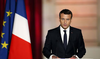 French President Macron says his government is doing everything possible to avoid another nationwide coronavirus lockdown