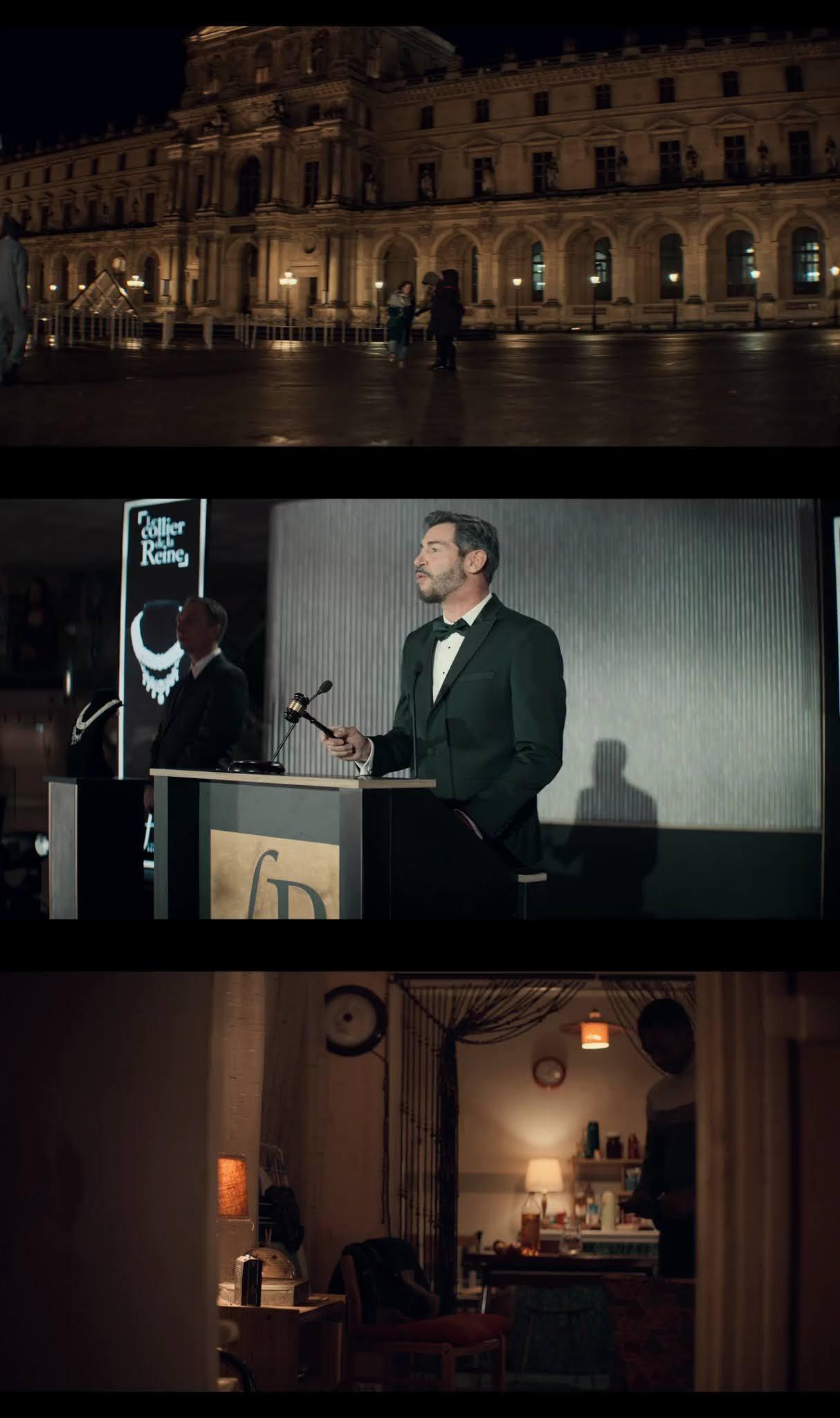 Lupin Temporada 1 (2021) HD 720p Latino