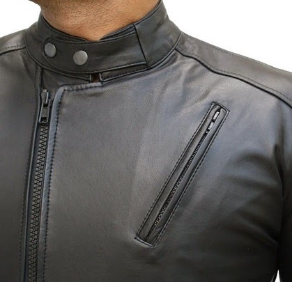 Gambar Detail Model Jaket Tony Stark