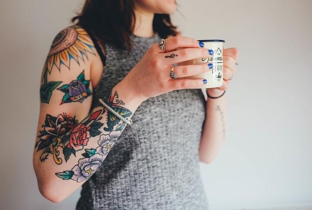 Bepantriz Tattoo