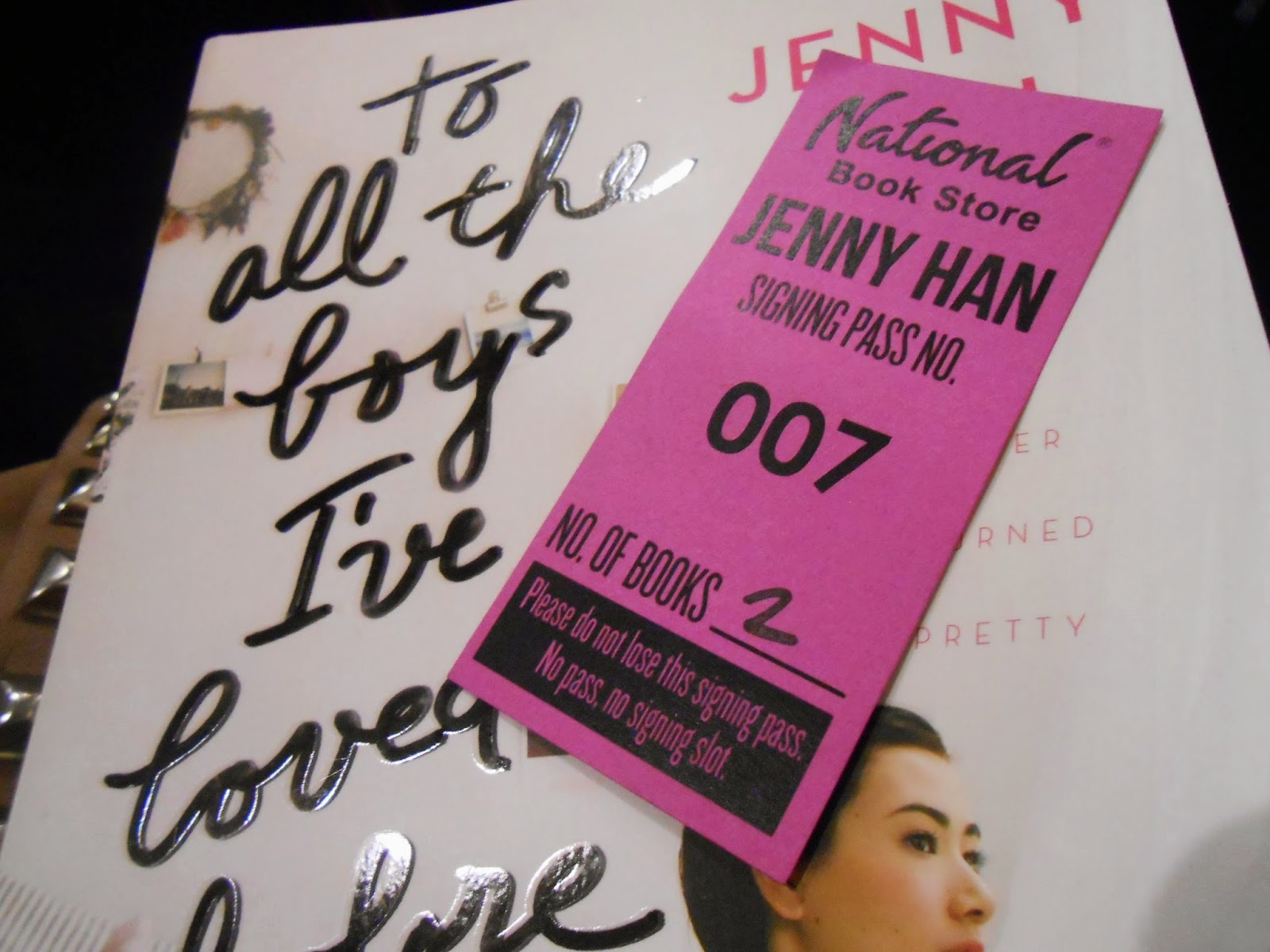 Jenny Han: Book Signing Event #4