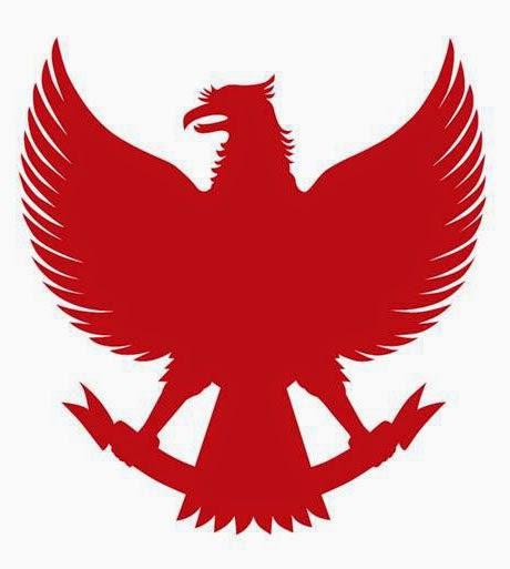 Siluet Logo Pancasila
