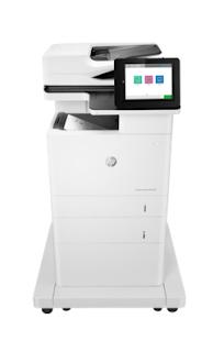 HP LaserJet Enterprise MFP M635fht Driver Download