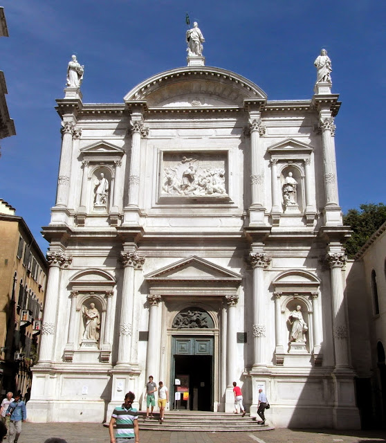 Church of San Rocco, Venice