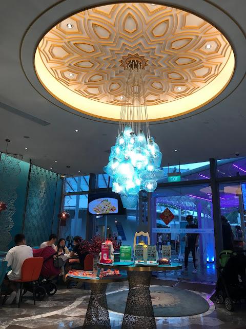 Alijiang (阿里疆) Silk Road Cuisine, VivoCity