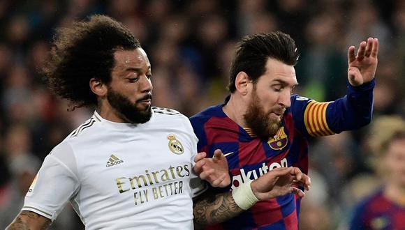 Barcelona vs Real Madrid: cómo ver  y online el Clásico de LaLiga Santander
