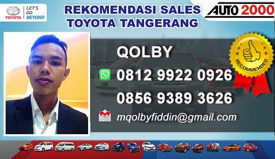 Rekomendasi Toyota Tangerang