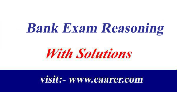 Bank Exam Reasoning
