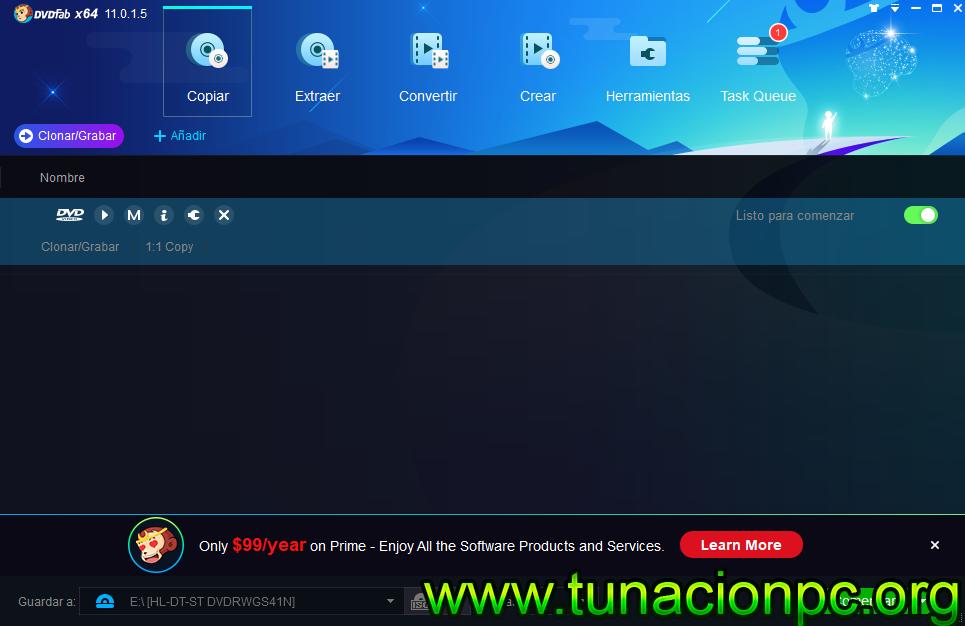 Descargar DVDFab Full Español