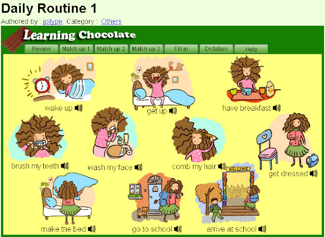 learningchocolate com