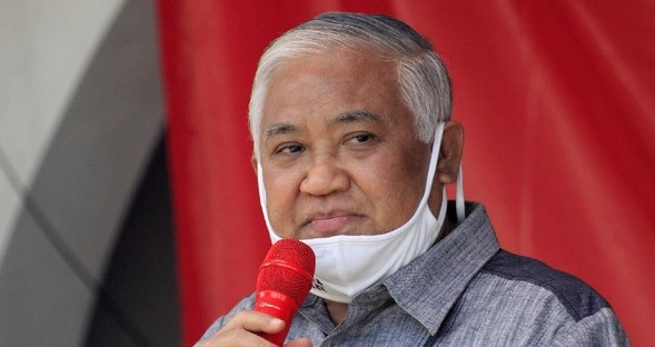 Ditanya Soal Status Dirinya di MWA ITB, Din Syamsuddin: No Comment!