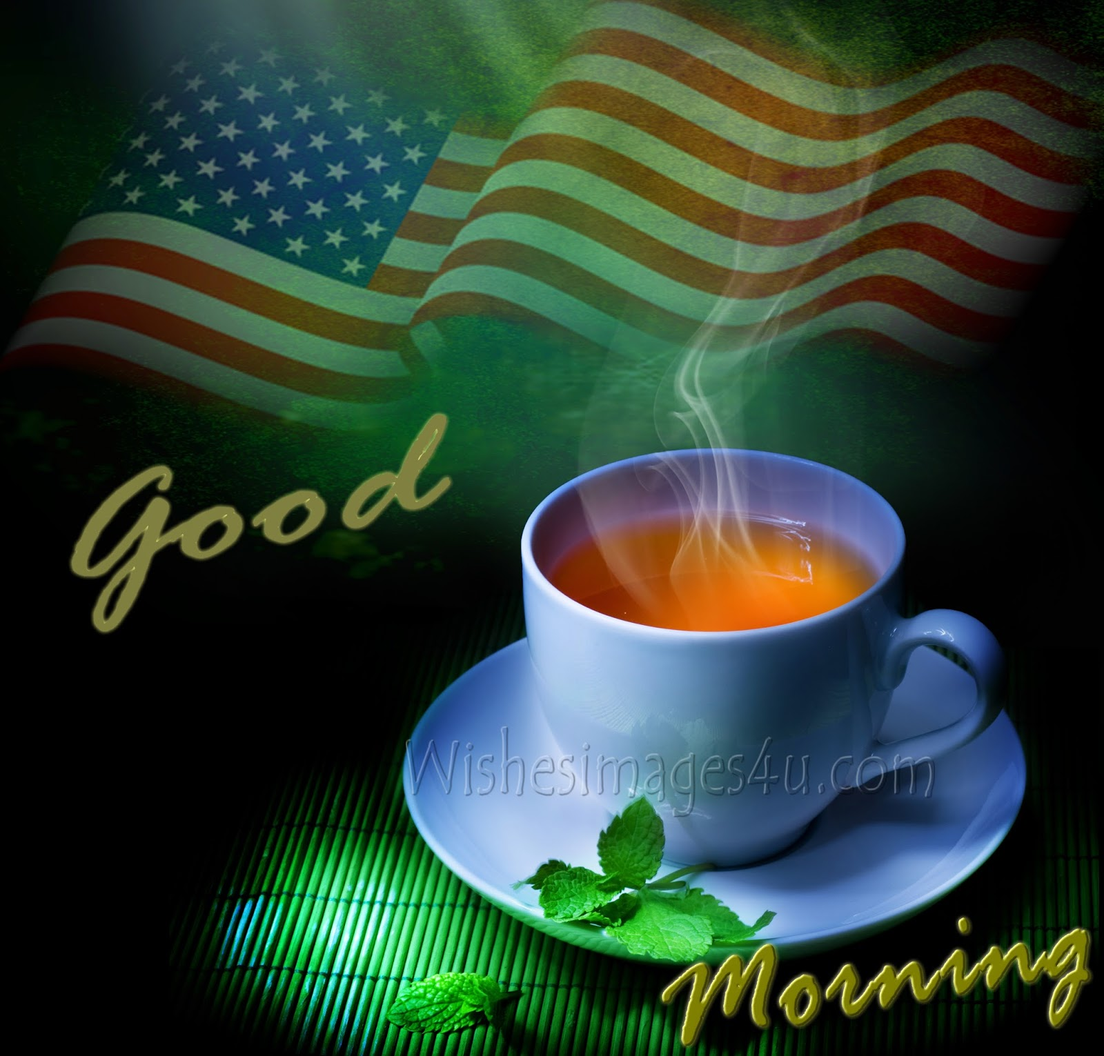4th Of July Good Morning Wishes Greetings USA