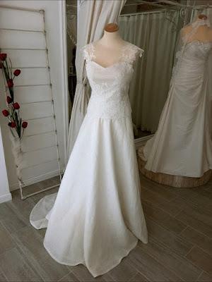 abito sposa ecologico gioia atelier