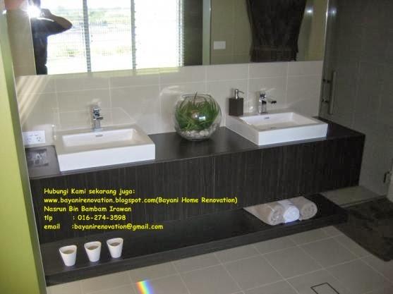 Berikut Merupakan Pelbagai Rekabentuk Idea Sinki Air