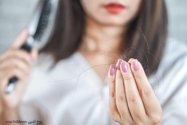 تفسير حلم وقوع الشعر بغزارة للرجال وللنساء