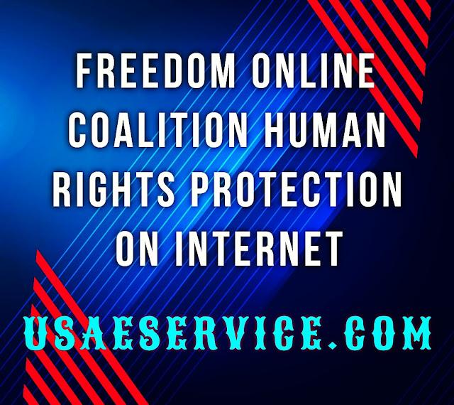 Freedom Online Coalition On Internet