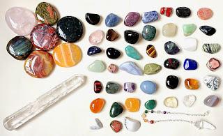 o que não fazer com seus cristais