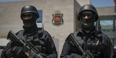 Maroc- arrêt de deux individus affiliés à Daech à Aït Melloul
