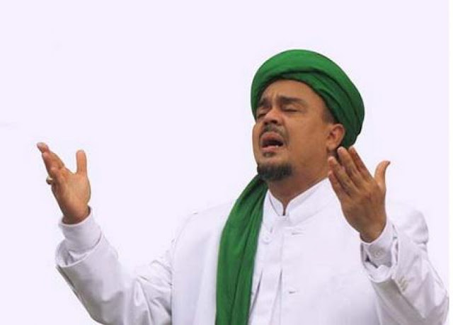 Banding Habib Rizieq di Kasus Kerumuman Megamendung Kandas!