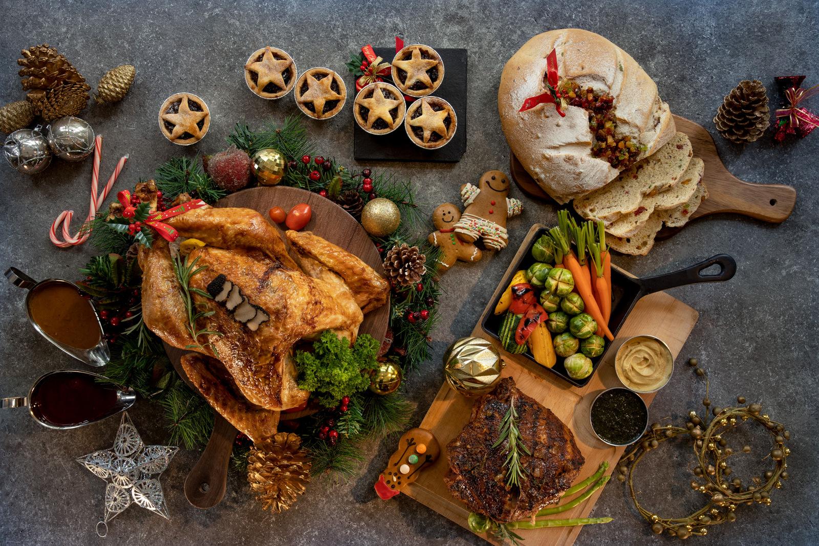 traders hotel kuala lumpur: christmas & new year celebrations, 2019-2020