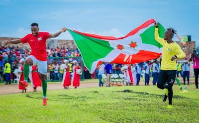 Burundi yafuzu AFCON kwa Mara ya Kwanza na Kuungana na Timu Nyingine 18,