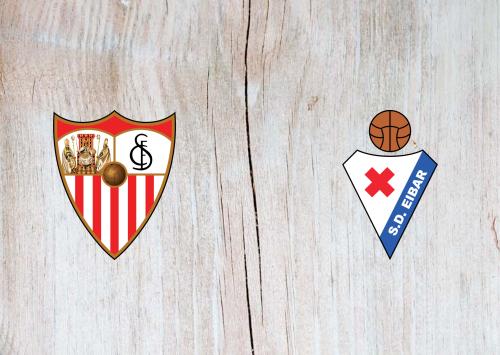 Sevilla vs Eibar -Highlights 24 October 2020