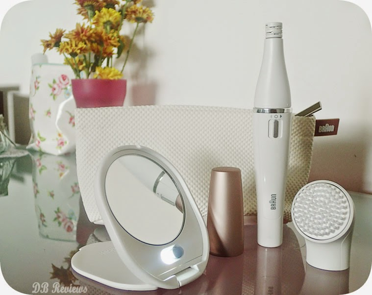 Braun Face  2-in-1 facial device