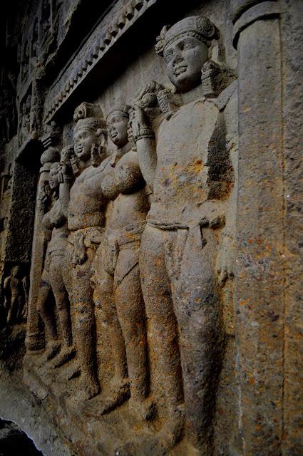sanjay gandhi national park kanheri caves