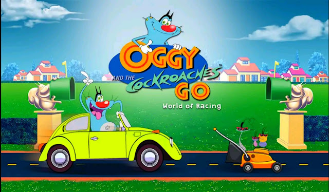 oggy and jack games