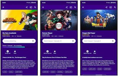 Aplikasi Nonton Anime Sub Indo - 4
