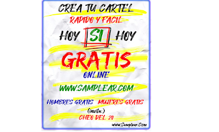 Crear Cartel De Pick Up Champeta - Online | Champetudo