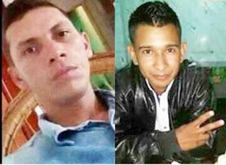 FRONTERA: A los jóvenes asesinados el martes los secuestró la guerrilla en El Nula-Apure.  Venezuela.