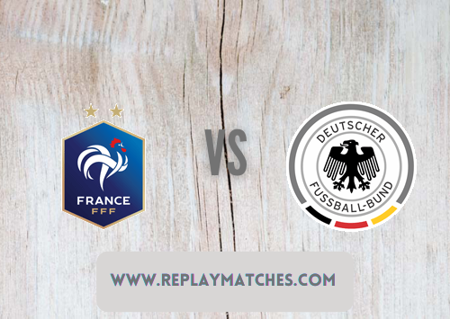 France vs Germany -Highlights 15 June 2021