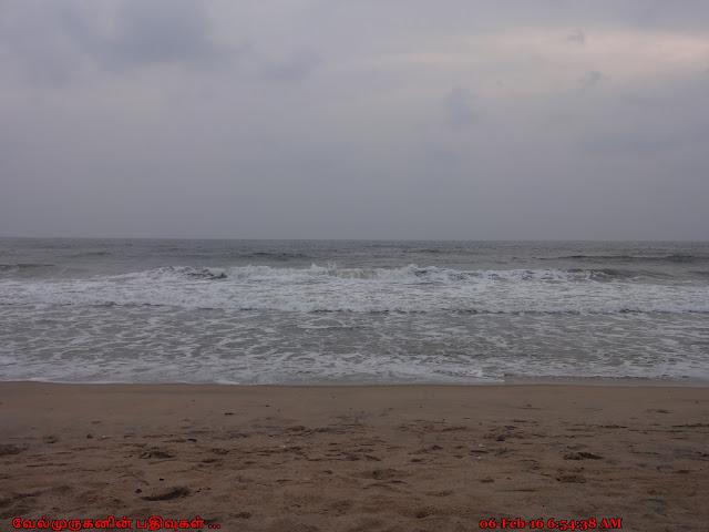 Chennai Thiruvanmiyur Beach
