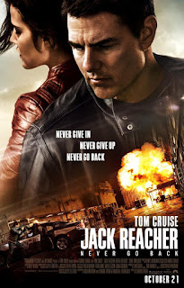 Jack Reacher: Nunca vuelvas atrás(Jack Reacher 2: Never Go Back)