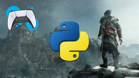 The Complete Python Game Development Course for 2021 [Free Online Course] - TechCracked