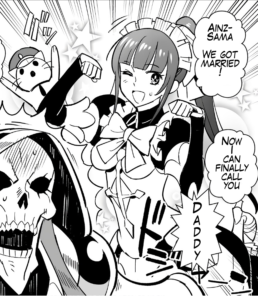 Overlord Volume 10 Where Overlord Manga Ch 41
