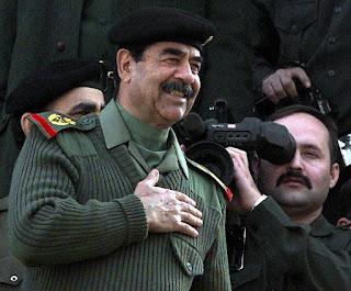 اجمل خلفيات صدام حسين