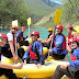 Rafting on the Tara river