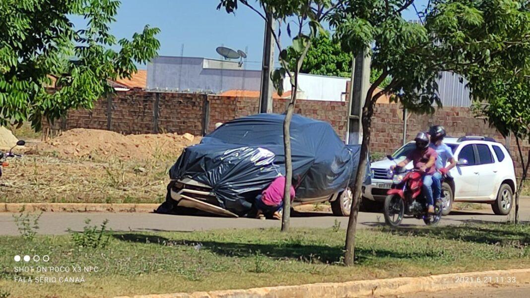 Veículo envolvido em acidente pertence à prefeitura de Parauapebas; era dirigido por chefe de gabinete do Vice prefeito 21 de junho de 2021