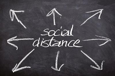 pencegahan virus corona dengan social distancing