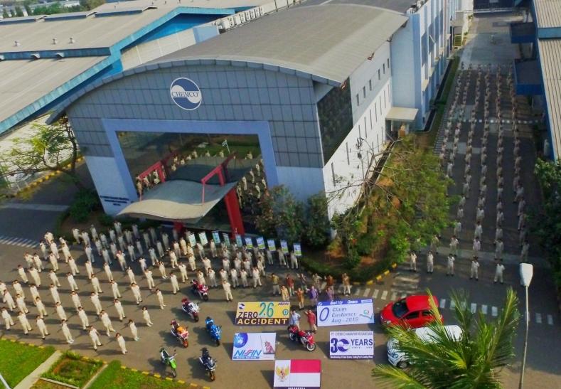 Lowongan Kerja Pabrik Untuk Pria PT Chemco Harapan Nusantara Jababeka Cikarang