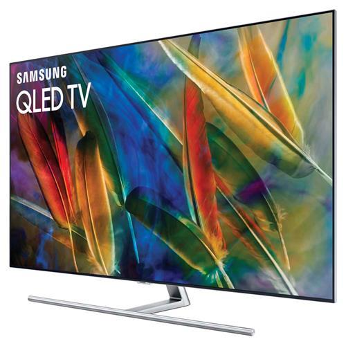 a Smart TV QLED Samsung Q7F redefine a experiência de assistir TV