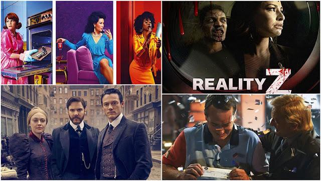Tráiler de la 2º temporada de 'El Alienista', zombies en 'Reality Z', mujeres asesinas en 'Por qué matan las mujeres' y fraudes en concursos televisivos en 'Quiz'