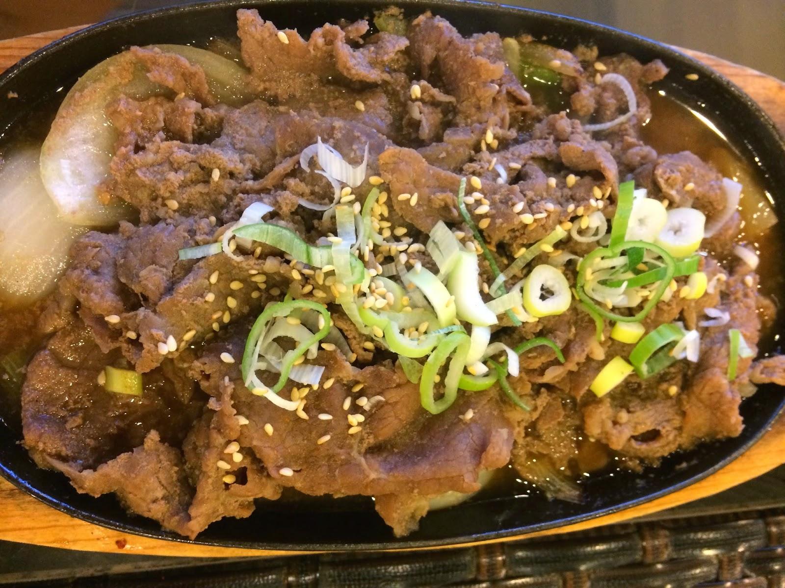 Kim's Family Korean Restaurant (West Coast) - Bibigo Set